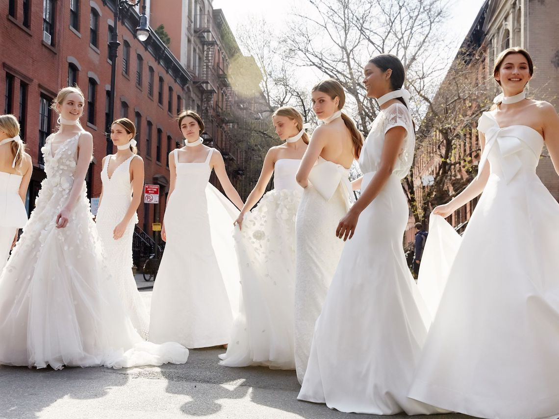 10-Best-Places-to-Buy-Your-Wedding-Dress-Online-Net-a-Porter-Lela-Rose-2019-Wedding-Dresses