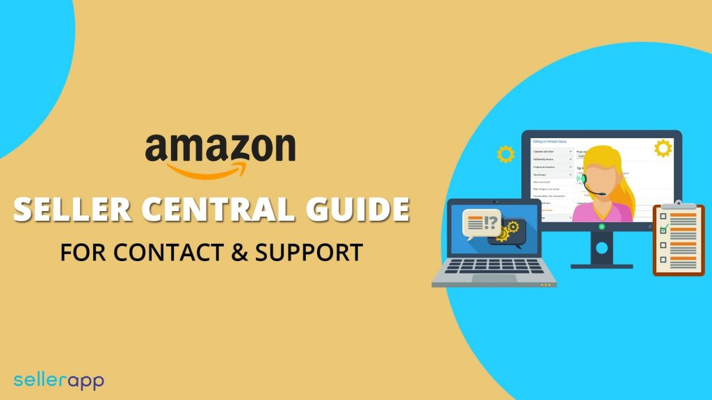 contact amazon seller support
